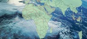 Couverture Africasat-1A Bande C